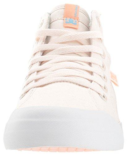 DC Kids Evan Hi SP Skate Shoe Cream