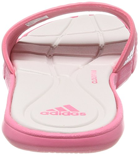 adidas Damen Adipure Cloudfoam Dusch-& Badeschuhe Pink (Chalk Pink S18/chalk Pearl S18/chalk Pink S18)