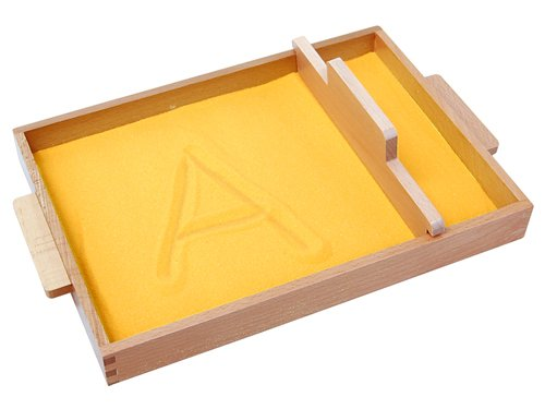 Montessori Sand Tray by Kid Advance