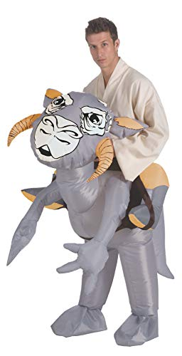 Star Wars Adult Inflatable Tauntaun Costume, Multi, -