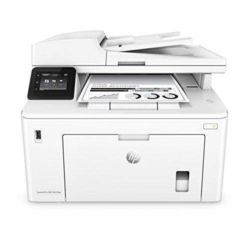 HP G3Q75A#BGJ  LaserJet Pro M227fdw All-in-One Wireless Laser Printer (G3Q75A). Replaces M225dw Laser Printer (Certified Refurbished)