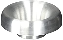 Vibrant 10951 Aluminum Bellmouth Velocity Stack
