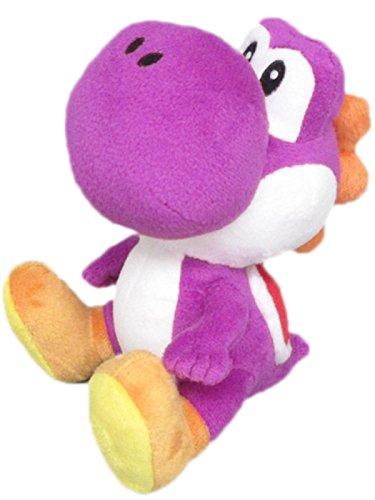 Mario Bros Yoshi - Little Buddy Super Mario Bros. Yoshi Stuffed Plush, 6