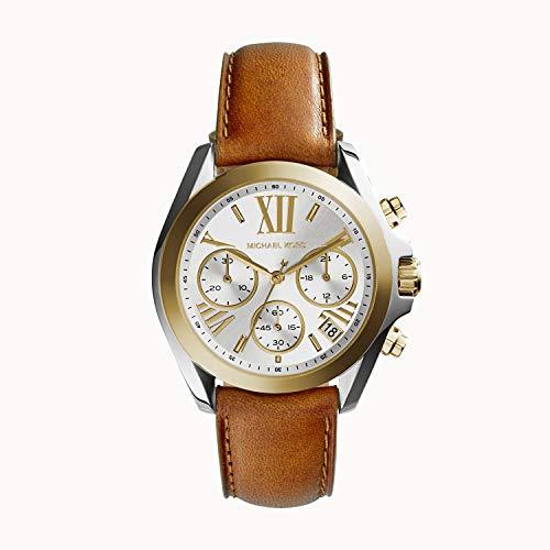 Michael Kors Two-Tone Bradshaw Mini Watch