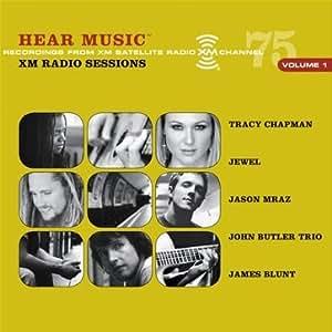 Hear Music XM Radio Sessions, Vol. 1