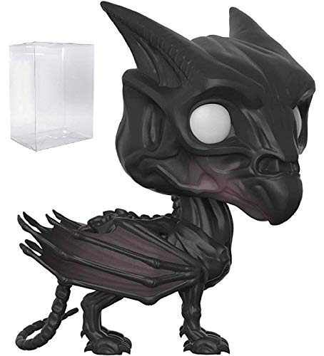 (Funko Pop! Fantastic Beasts 2: The Crimes of Grindelwald - Thestral Vinyl Figure (Includes Pop Box Protector Case))