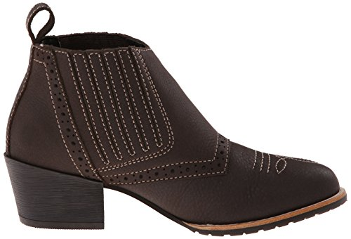 Coffee Western Women's Black Boot All nq7xzYp