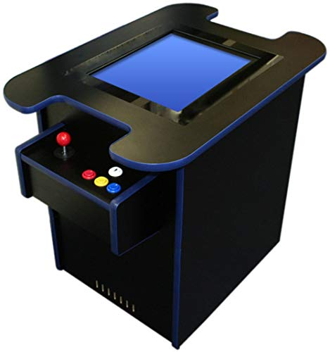 Cocktail Arcade Game Cabinet Ready to Assemble Cabinet Kit, Jamma and Mame Ready