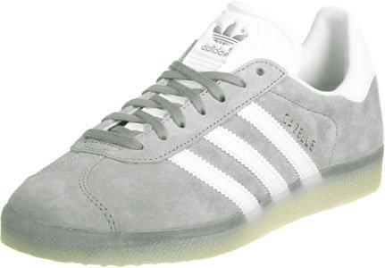 Adidas Donna Gazelle Gris Sneaker Per rPxqrwFT