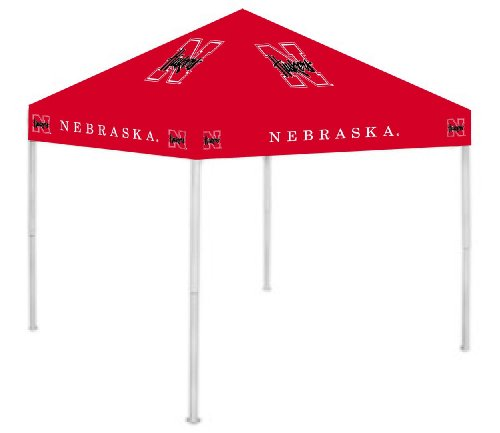 Nebraska Cornhuskers Pop Up Canopy Tent For Tailgating