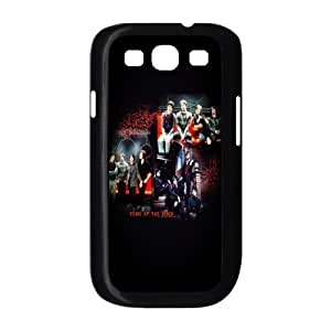 Gators Florida USA Music Band Series-3 Panic At The Disco Print Case With Hard Shell Cover for Samsung Galaxy S3 I9300
