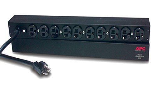 (APC AP9563 Rack PDU/Basic/1U/current input 16A/up to 20A/120V)