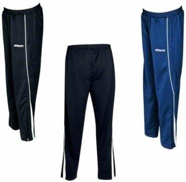 FC Schalke 04 Retro Trainingshose Komfortable Sporthose Jogginghose Herren dunkelblau