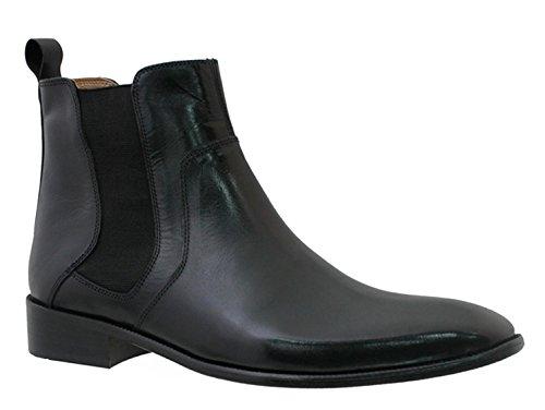 Giorgio Brutini Doratto Men's Boots Chelsea Boot Black Size 7.5