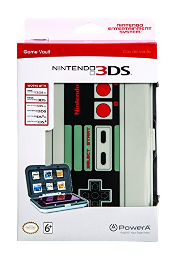 Nintendo 3DS Game Vault