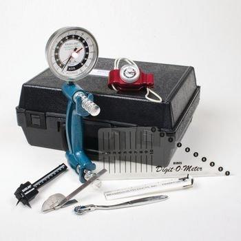 Preston - 7-Piece Hand Evaluation Set, 300 lb. ER (For Baseline 7-Piece Hand Evaluation Set ) by Preston Inc