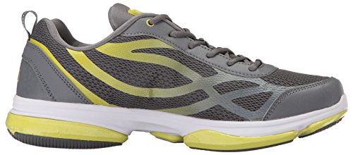 Lime Women's White Cross Devotion XT Trainer Ryka Grey TYZ1qUZw