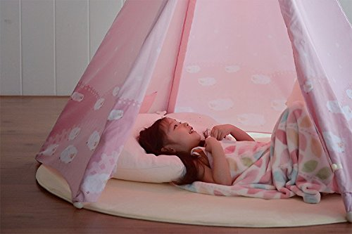 Pink KAMP AROUND THE CRIB SE005 Dream Tent with LED /& MAT