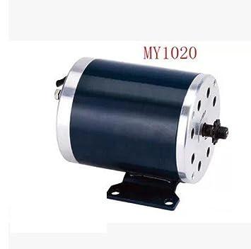 MY1020 500 W 24 V Alta Velocidad patinete eléctrico Motor DC ...