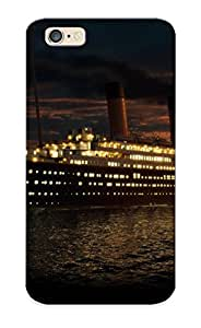 New Shockproof Protection Case Cover For Iphone 6/ Titanic Case Cover by icecream design