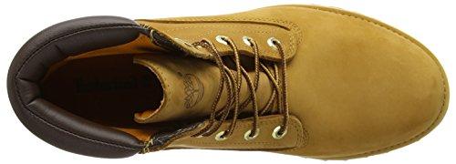 Timberland Waterproof para Wheat Hombre In Alburn Nubuck Botas 6 Basic Amarillo BIxIpwAr