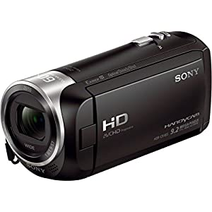 Sony Handycam CX405 Flash Memory Full HD Camcorder by Sony