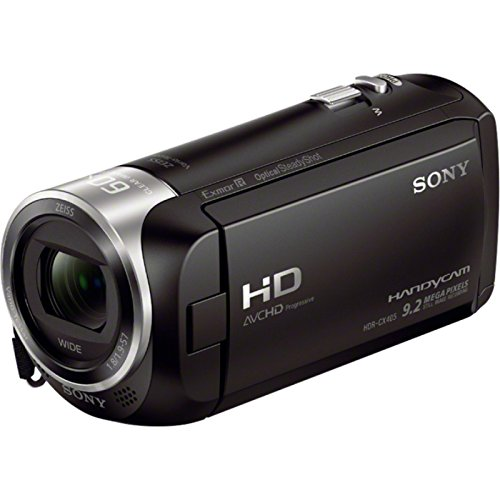 Review Beach Camera Sony HDR-CX405/B