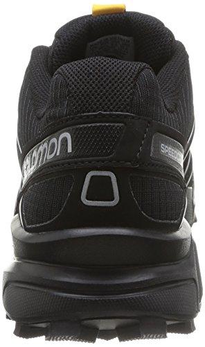 Metallic Black Damen EU Silver Salomon x Speedcross Blau Black Traillaufschuhe 42 Schwarz 3 CTnU8Pwxq