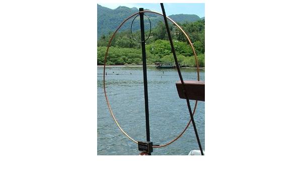 alex-loop SML 7 banda HF portátil Antena: Amazon.es: Electrónica