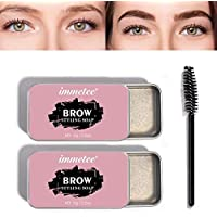 immetee Brows Soap Kit,Eyebrows Styling Wax,Brows Shaping Soap,Excellent Stereotypes,Long-lasting Eyebrow Enhancer Gel…
