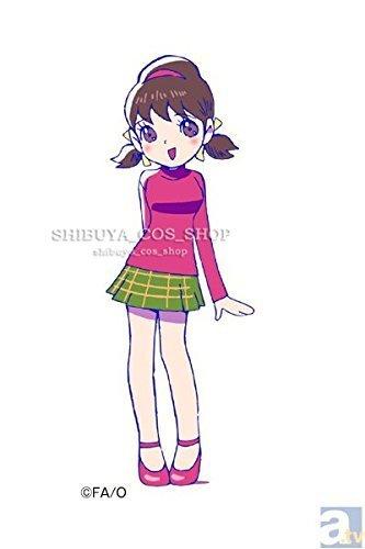 おそ松さん トト子 コスプレ衣装+髪飾り オーダーサイズ可能 クリスマス、ハロウィン イベント仮装  コスチューム | ホビー 通販