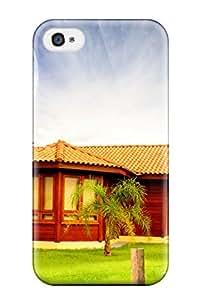 Hot Hot Design Premium Tpu Case Cover Iphone 4/4s Protection Case(a Dreamy World)