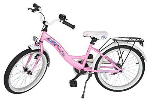 Best price for Bikestar 20 Inch (50.8cm) Kids Children Bike Bicycle – Classic – Pink
