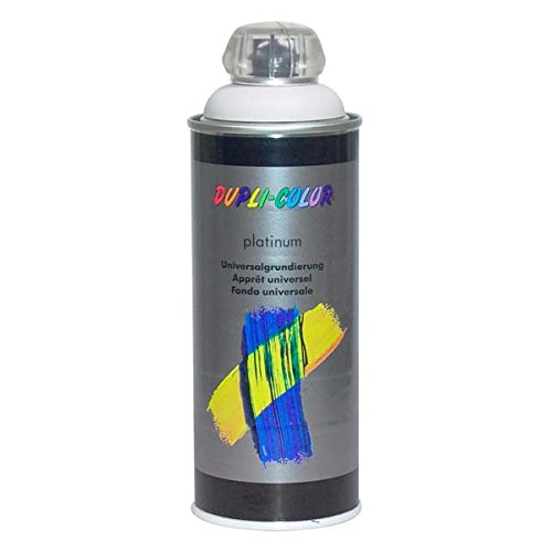 Dupli-Color 111891 Platinum Grundierung Grau 400 ml B002C4BQL4