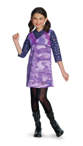 [Rubies Costumes 197475 I Carly Child Costume] (Icarly Halloween)