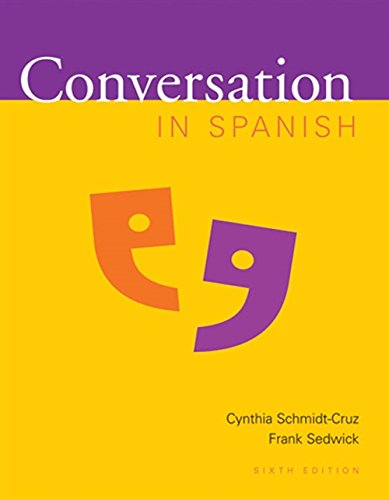 Conversation in Spanish: Points of Departure (World...