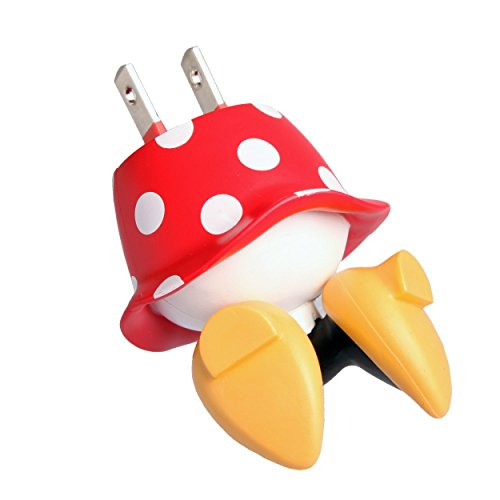 Disney Character USB Charger Ac Charger Ac Adapter Rapid Usb Charger Buttocks Series Minnie Mouse