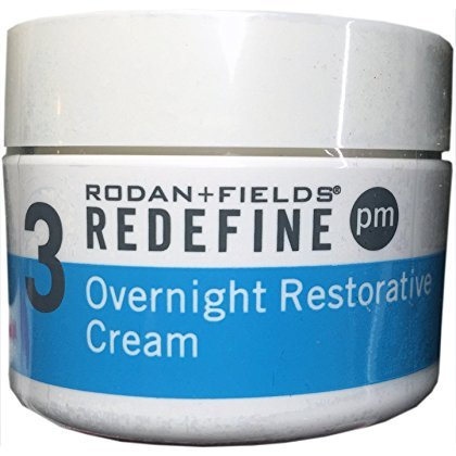 Rodan + Fields REDEFINE Overnight Restorative Cream (Creme), 30 mL/1.0 Fl. Oz. (Rodan And Fields Redefine Hand Treatment Reviews)