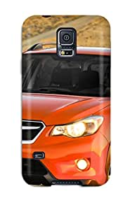 Top Quality Case Cover For Galaxy S5 Case With Nice Subaru Crosstrek 9 Appearance