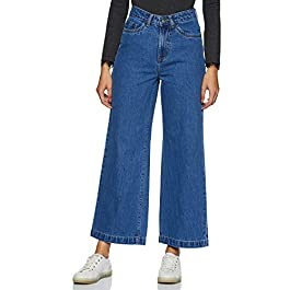Buy AKA CHIC Women's Relaxed Fit Jeans India 2021