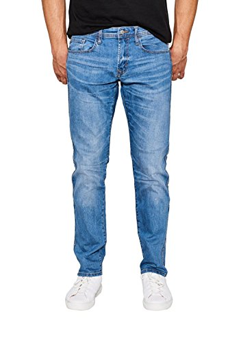 edc by Esprit Jeans para Hombre Azul (Blue Light Wash 903)