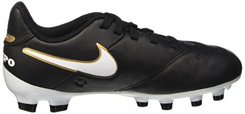 Metallic white Vi Enfant Legend Mixte Football Junior Gold Noir Entrainement Nike Chaussures Fg black De Tiempo wO16fqx4