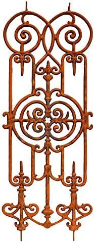 Gitter Zaun Balkongitter Treppen Balkon Gel/änder Eisen Treppenst/äbe Antik-Stil