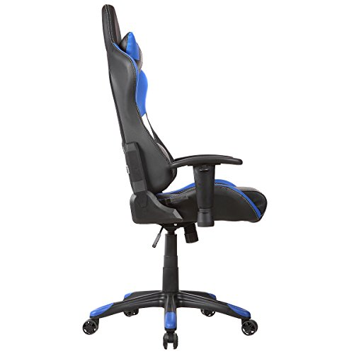 Giantex Racing Office Chair Ergonomic High Back Recliner Computer Desk Chair
