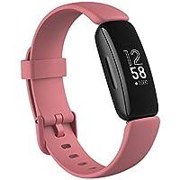 Fitbit Inspire 2 fitnesstracker met gratis jaarabonnement op Fitbit Premium, continue hartslagmeting…