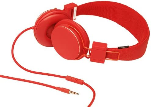 Urbanears Plattan Headphones 4090063 – Red