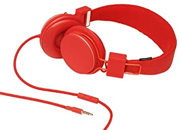 Urbanears Plattan Headphones 4090063 – Red