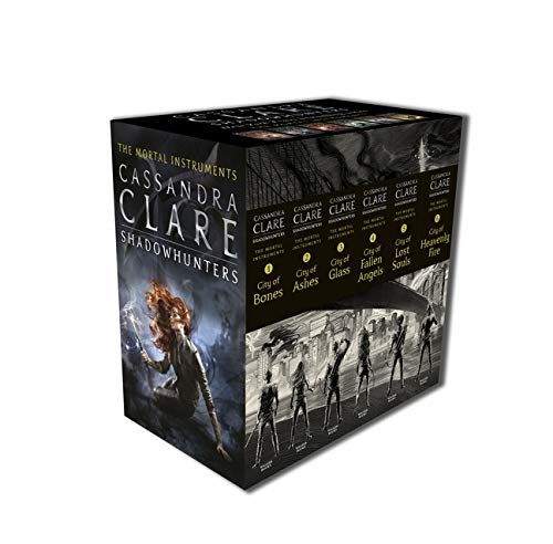 - The Mortal Instruments Slipcase: Six books