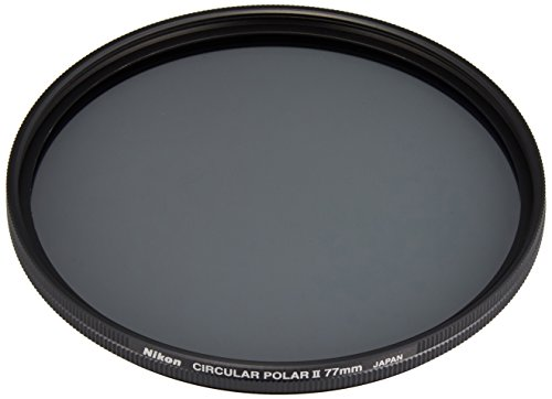 Nikon 77mm Wide Circular Polarizer II Filter by Nikon