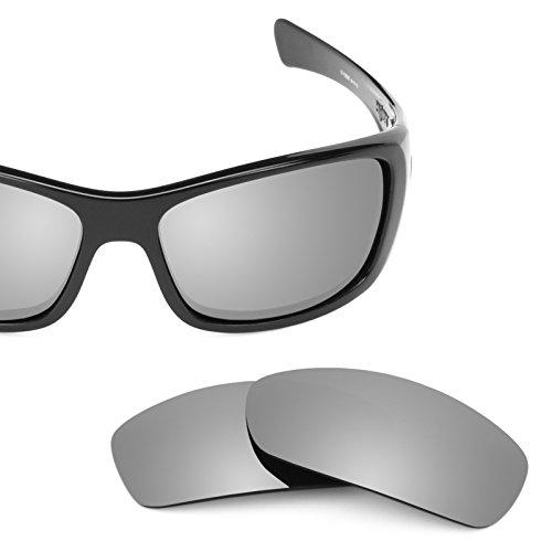 Verres de rechange Revant pour monture Oakley Hijinx4 Combo Pack de paires K018